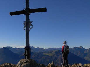 Heuberg Gipfel - Wanderung auf den Heuberg