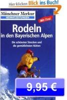 Rodelbuch Bayerische Alpen
