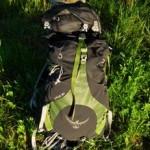 Osprey-Exos-34-Rucksack Test