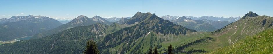 Wanderrouten und Berge | Das Gipfellogbuch