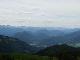Fockenstein-Alpenpanorama